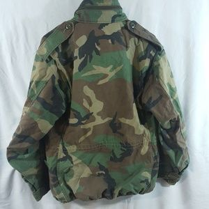 dd7c1736d69d2b nato Jackets   Coats - Nato Long Sleeve Cold Weather Coat Camouflage ...